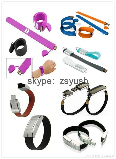 wristband usb flash driver 2