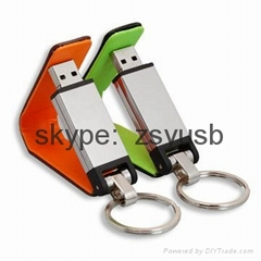 gift leather usb flash driver