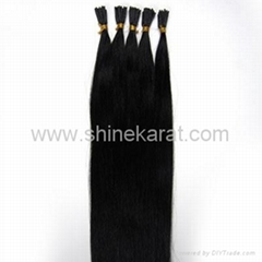 "100s Pre Bonded Stick I-Tip Human Hair Extension 18""-24"""