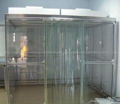 2014新款铝型材支架设计洁净棚