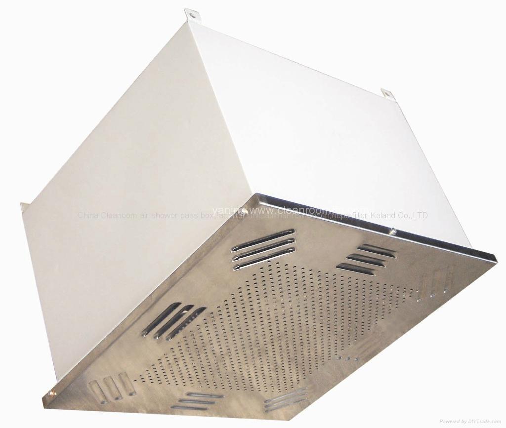 Cleanroom Ducted Ceiling Module Hepa Unit Al Hu Series