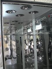 Industrial Clean room Vertical air flow