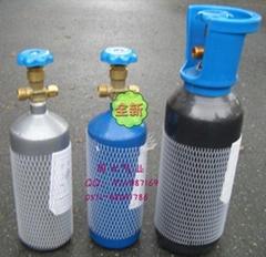 4升氦气钢瓶