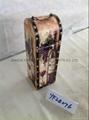 vintage wooden wine box  4