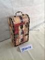 vintage wooden wine box  5