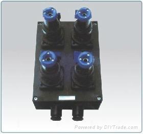 BXC51防爆撿修電源插座箱 2