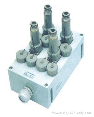 BXC51防爆撿修電源插座箱 3