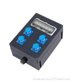 BXC51防爆撿修電源插座箱 4