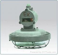BYD防爆圓形節能熒光燈LED防爆燈