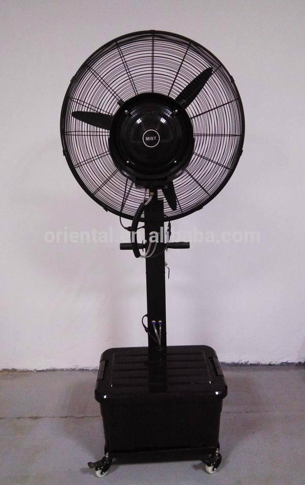 """mist fan 26"""" industrial water mist fan, spray stand fan ..."""