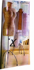 水葫蘆藤人體衣架