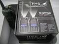 VHF&UHF Dual band  two way radio(camouflage color) TC-VU11CC 2
