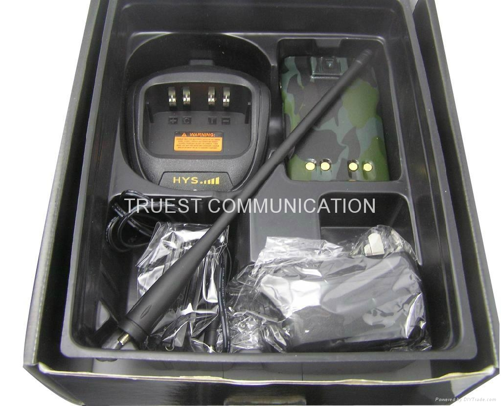 VHF&UHF Dual band  two way radio(camouflage color) TC-VU11CC 4