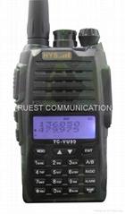 VHF&UHF Dual band camouf