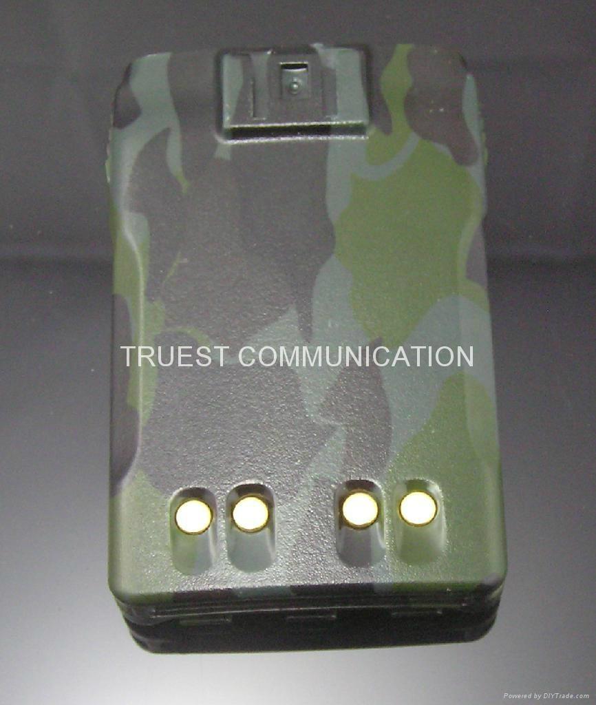VHF&UHF Dual band camouflage color two way radio TC-VU99CC 3