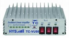 Dual band Portable radio  Amplifier TC-VU50 (Hot Product - 1*)