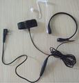 Portable Radio Throat control