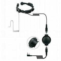 对讲机喉控耳机TC-324