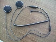MP3摩托车头戴耳机TC-503-6