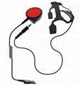 Bone Microphone For 2Ways radio TC-G09