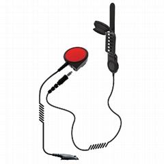 Bone Microphone For Two Way Radio TC-T08