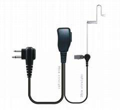 透明管耳機 TC-813