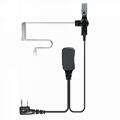 透明管对讲机耳机TC-P03A