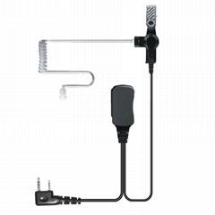 透明管对讲机耳机TC-P03A0