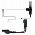 透明管对讲机耳机TC-801-