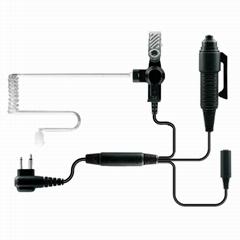 透明管对讲机耳机TC-806