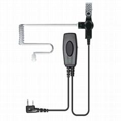 透明管对讲机耳机TC-811