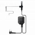 透明管對講機耳機 TC-P02