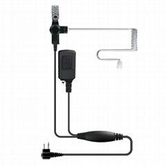 透明管对讲机耳机 TC-P06F01A0