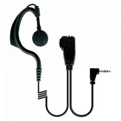 耳挂式对讲机耳机TC-615