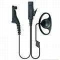 耳挂式對講機耳機TC-810-