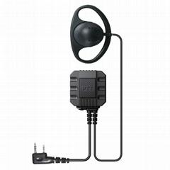 耳挂式对讲机耳机TC-P02H0