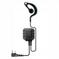 Ear Hook Earphone For Walkie Talkie