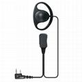 耳挂式对讲机耳机TC-P03H