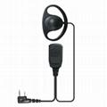耳挂式对讲机耳机TC-P07H
