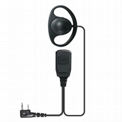 Ear Hook Earphone For Two Way Radio TC-P07H0