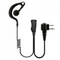 Ear Hook Earphone For Interphone