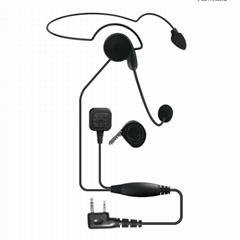 Ear Hook Earphone For Two Way Radio TC-P04F01GO