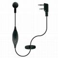 耳塞式對講機耳機TC-306