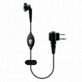 Earbud Microphon For Walkie Talkie