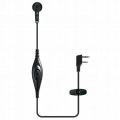 耳塞式對講機耳機TC-P01-E00