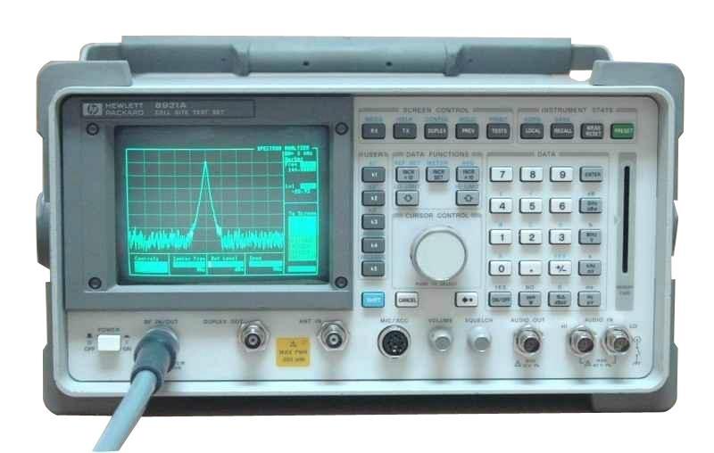 HP-8720 Vector Network Analyzer