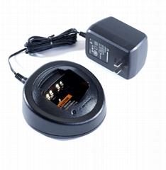Motorola two way radio charger