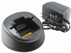Motorola transceiver radio charger