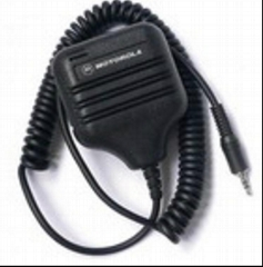 Portable Radio Speaker&Microphone TCM-M6196
