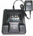 Motorola radio charger